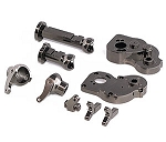 Bully 2.2 F&R Axle Housing Replacement Parts