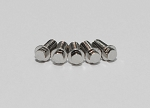 RC4WD Miniature Scale Hex Bolts (M3 x 6mm) (Silver)