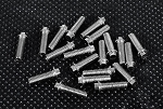RC4WD Miniature Scale Hex Bolts (M3x10mm) (Silver)