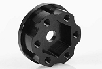 "1.9""/2.2"" 6 Lug Steel Wheel Hex Hub +3 Offset"