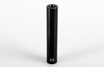 "35mm (1.37"") Internally Threaded Aluminum Link (Black)"