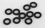 M3 Flat Washer (Black)