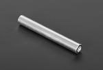 "46mm (1.8"") Internally Threaded Aluminum Link (Silver)"