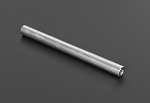 "70mm (2.75"") Internally Threaded Aluminum Link (Silver)"