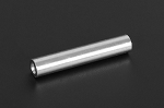 "33mm (1.29"") Internally Threaded Aluminum Link (Silver)"