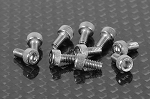Socket Head Cap Screws M2.5 x 5mm (10)