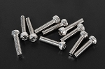 Socket Head Cap Screws M3 x 12mm (10)