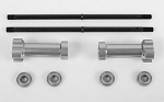 Burnout 1/4 Rear Axle Lockout Kit