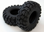 "Rock Crusher Monster 40 Series 3.8"" Tires"