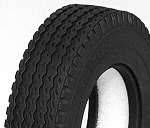 "Retread 1.7"" Commercial 1/14 Semi Truck Tires"