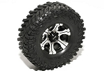 "Mickey Thompson 1.9 Baja Claw 4.19"" Scale Tires (pair)"