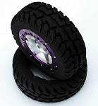 Ruff Riders Front Baja 5B Tires with Foam