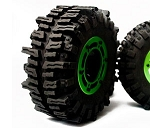 "Mud Slingers 2.2"" Tires (1x Pair)"