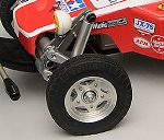 Beadlock Wheels for Tamiya Buggy Champ