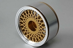 1.9 Jeep Cherokee Limited Mesh Beadlock Wheels