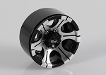 "Dick Cepek DC-2 1.9"" Internal Beadlock Wheels"