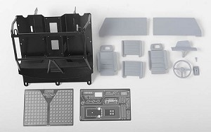 Interior Package for Mojave Body and Axial SCX10 I & II