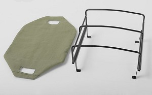 Bed Soft Top w/Cage for RC4WD Mojave II Four Door (Green)