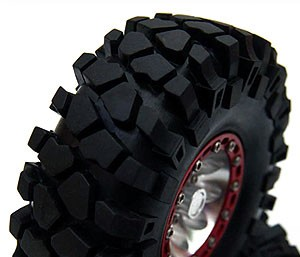 "Rock Crusher X/T Single 1.9"" Tire"