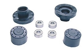 Trailer Axle Wheel Adapter