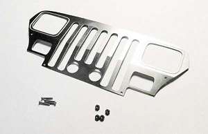 1/10 Metal Grill for Tamiya CC01 Jeep Wrangler