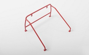 Roll Bar Rack for RC4WD Chevy Blazer Body (Red)
