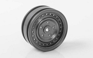 "Cruiser 1.55"" Aluminum Wheels (Gun Metal)"