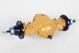 Armageddon 8x8 Metal Center Straight Axle with Locking Diff