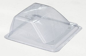 Clear Lexan Windshield for Tamiya F-350 Body
