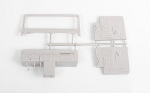 RC4WD Cruiser Dashboard Parts Tree