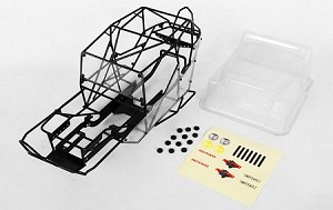 Warhound 4 door Scale Crawler Chassis