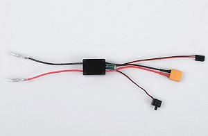 RC4WD Outcry Crawler Brushed Mini Speed Control ESC Unit