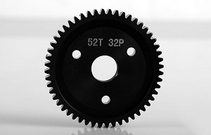 52T 32P Delrin Spur Gear