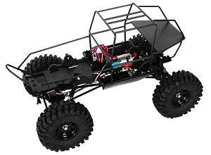 1/10 Timberwolf Scale All Terrain Truck RTR