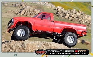 Trail Finder 2 RTR w/Mojave Body Set