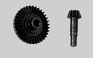 Heavy Duty Spool Gear and Pinion for K44 Axle
