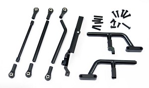 Chassis Mounted Steering Servo kit for Axial Wraith