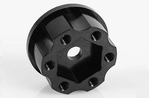 "1.9""/2.2"" 6 Lug Steel Wheel Hex Hub +6 Offset"