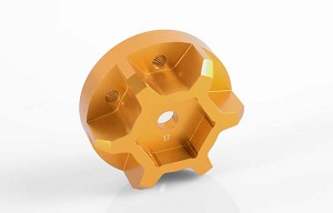 17mm Universal Hex for 40 Series and Clod Wheels