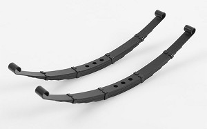 Super Scale Steel Leaf Springs for TF2 & Tamiya Bruiser