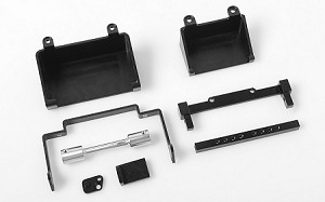 TF2 LWB Body Mounting Kit for Land Cruiser LC70