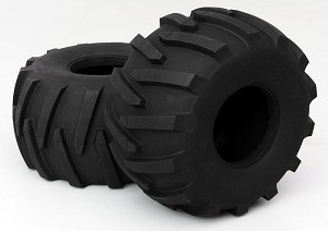 "(KK2) Demolisher Monster Truck 40 Series 3.8"" Tires"