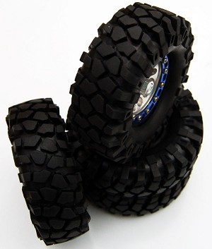 "Rock Crusher X/T 1.9"" Tires"
