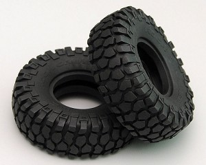 "Rock Crusher X/T 1.55"" Scale Tires"