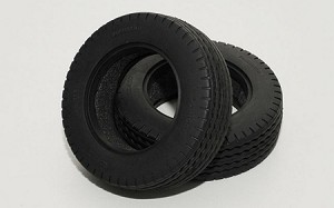 "LoRider 1.7"" Commercial 1/14 Semi Truck Tires"