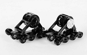 RC4WD Special Edition Black Predator Tracks (Pair)