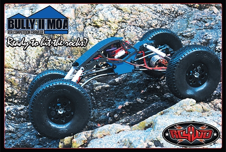 Bully II MOA Crawler Kit and RTR