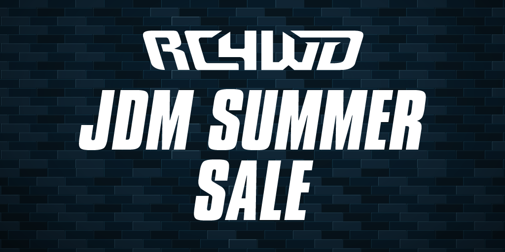 JDM Summer Sale Terms and Conditions