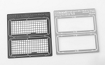Metal Side Window Guards for 1/18 Gelande D90