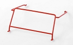 Front Window Roll Cage for 1/18 Gelande D90 (Red)